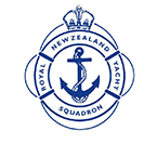 royal new zealand yacht squadron logo