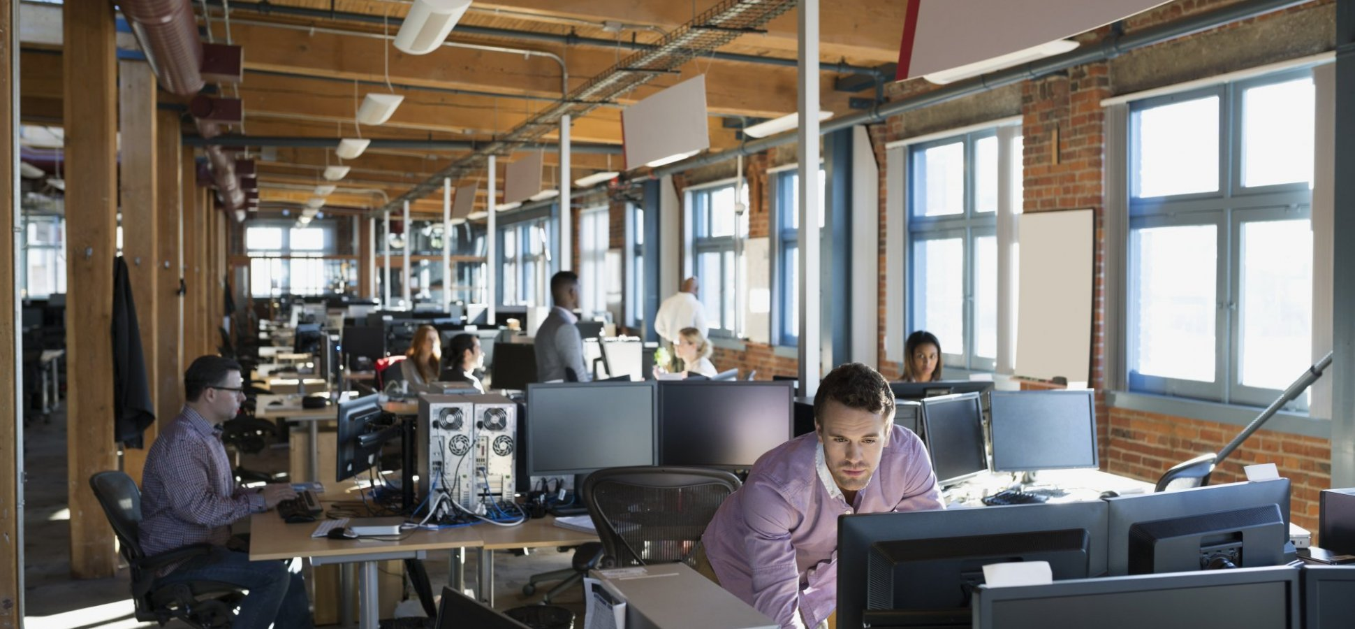 Why Open Plan Office Is A Terrible Horrible No Good